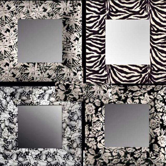 Коллекция Deco из кожи теленка с графичным принтом от зебры до хохломы #bianchinicapponi (можно без зеркала) Bianchini&Capponi известные в мире дизайна деревянщики. Создают #издерева что угодно; и #мебельдляванныхкомнат, и #двери, и #паркет. В 2015 году они выделили #зеркала и #рамы в отдельное направление. Отмечаем самые трендовые. #Smalta #smaltaitaliandesign #coffeeproject #coffeeandproject #design #designinspiration #bestdesign #ванная #дизайн_интерьера #стильныйдом #дом #дача #ремонт…