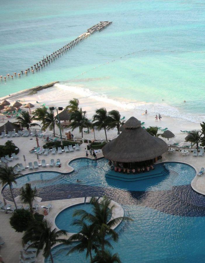 Fiesta Americana Grand Coral Beach Cancun Mexico