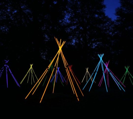 Image for Tepees - Bruce Murano