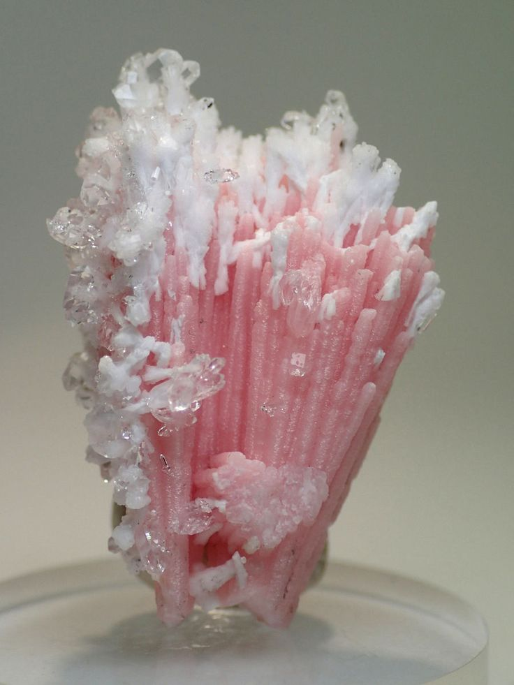 Minerals and Crystals — Calcite coated Kutnohorite and Mangano Calcite...