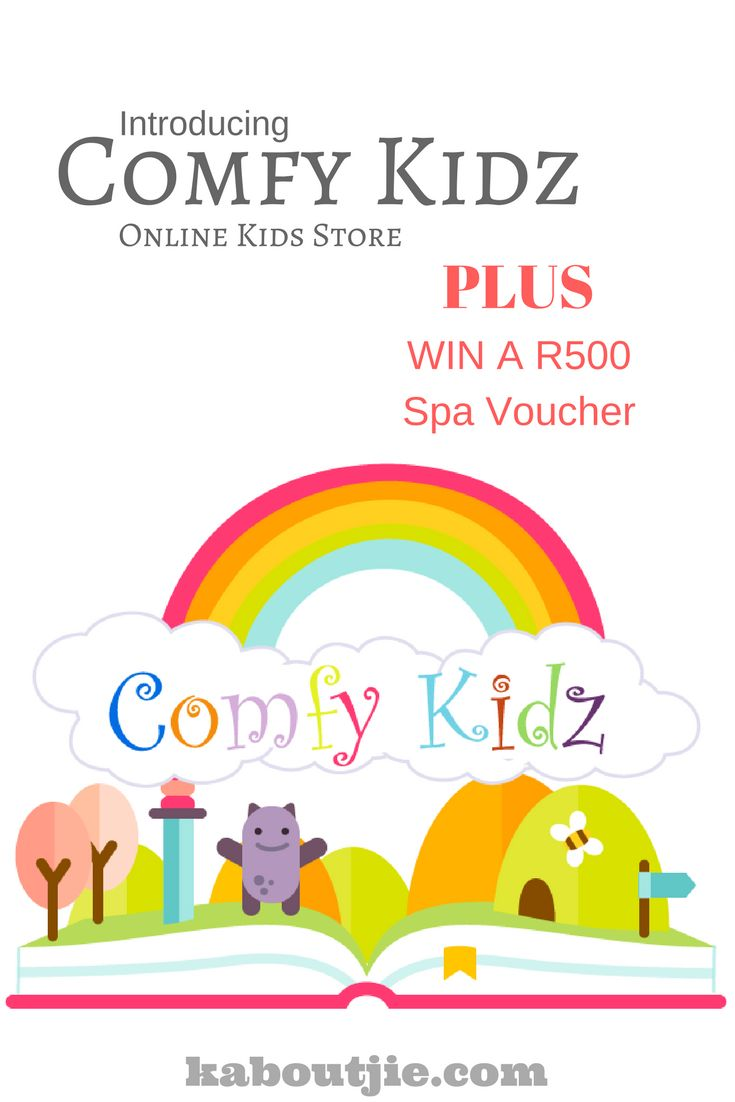 How exciting! Alecia Lourens Vermaak has bought @comfykidzSA a gorgeous online store for kids!   Here's a little introduction to Comfy Kidz and an awesome competition that you just don't want to miss! Who wants to win a R500 spa voucher in this Mother's Day Competition?   The winner will get a R500 spa voucher to a spa of her choice anywhere in South Africa!   #ComfyKidz #OnlineKidsStore #NightLights #NamePuzzles #SafetyHarnessForToddlers #WIN #Competition #MothersDayCompetition…