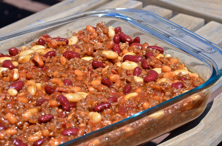 ... Beef, Calico Beans, Baking Beans, Yummy, Beans Casseroles, Mr. Beans