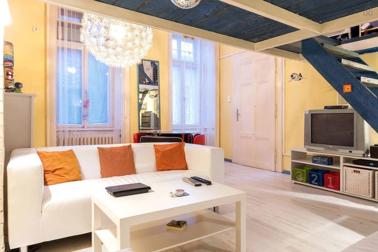 £23 per night Apartment in Budapest, Hungary. Two steps walk from metro station, one minute walk from Basilika, Deák square Danube river, Parliament ect.