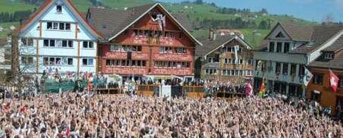 Landsgemeinde - Appenzellerland - (Volksabstimmung)...immer noch aktuell!