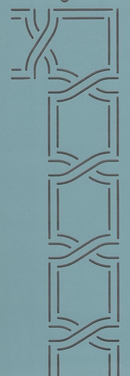 """Oriental Border 3"""" - The Stencil Company"""