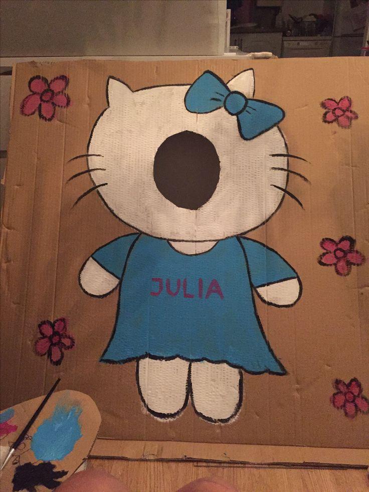 Hello kitty photobooth