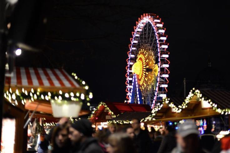 weihnachtsmarkt berlin mitte - 1