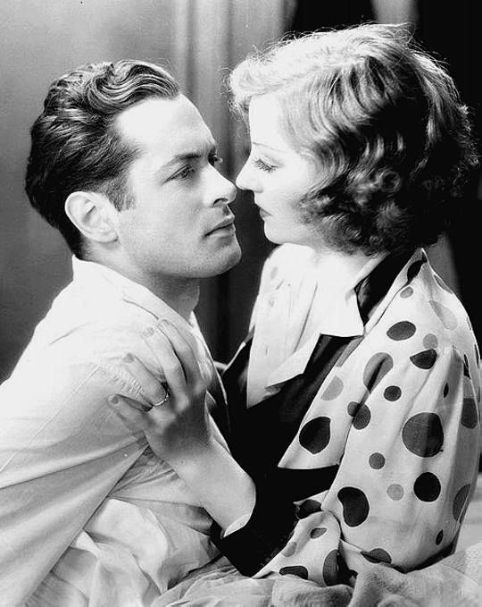Tallulah Bankhead and Robert Montgomery in the pre-Code drama Faithless  (Harry Beaumont, 1932)