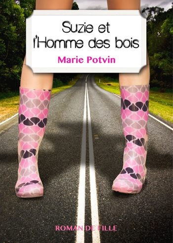 """Marie Potvin a été la toute première auteure de Numériklivres à venir me soutenir... Nous avons immédiatement sympathisé. Par la suite, j'ai compris qu'elle y était aussi directrice de la collection """"Roman de Fille""""... Où je ne serai jamais :o) Pour ces échanges spontanés et sans façon, merci Marie. Son site est ici : http://www.mariepotvin.com/"""