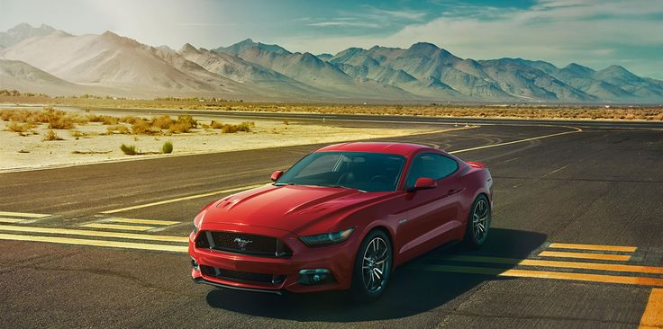 Introducing the All-New Ford Mustang:   It's the car millions of Ford Mustang Fans around the World have been clamoring to see.