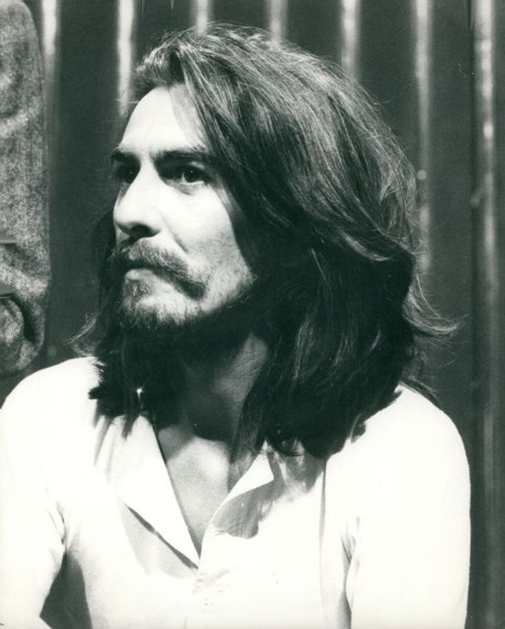 """thateventuality: """" George Harrison, 1969, copyright unknown. """"""""He's deep and complex, this George Harrison, and as long as I've known him and as much as I like him, I find it difficult to define the man beneath. The balance within him is fine between..."""