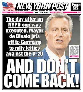 New York mayor on Germany trip: The world should know that Americans don't align with Trump - The Washington Post