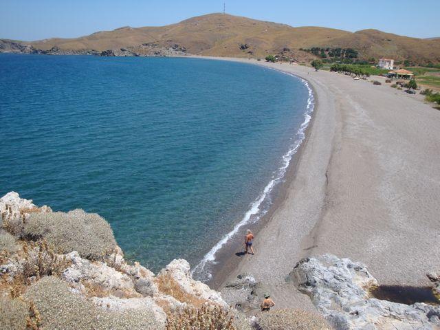Sigri, Faneromeni Beach, Lesvos Island