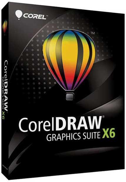 Corel Draw X6 Keygen, Crack plus Serial Number Full Download