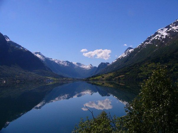 Olden in Sogn og Fjordane