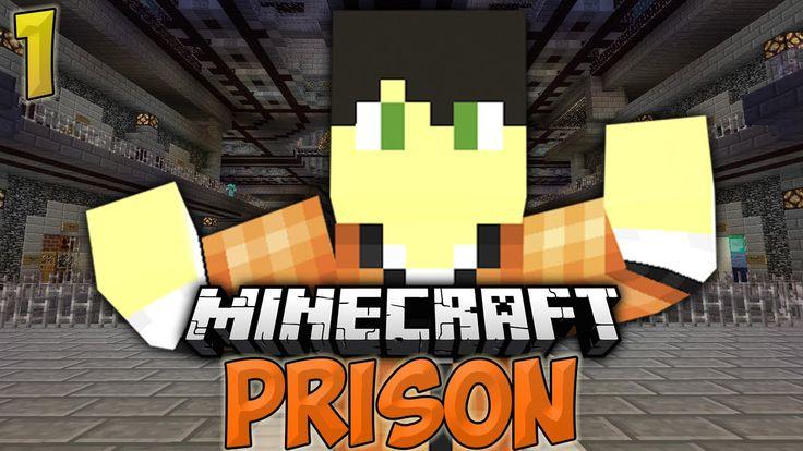 Minecraft Prison: EP.1:Historias de mi vida, El Historia del Perro :O!?
