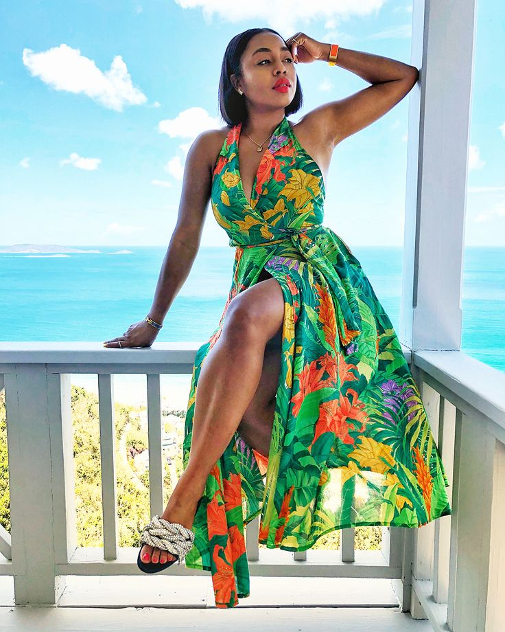 Popular Summer Tropical Dresses-Buy Cheap Summer Tropical