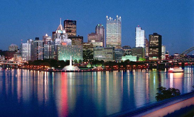Pittsburgh :)