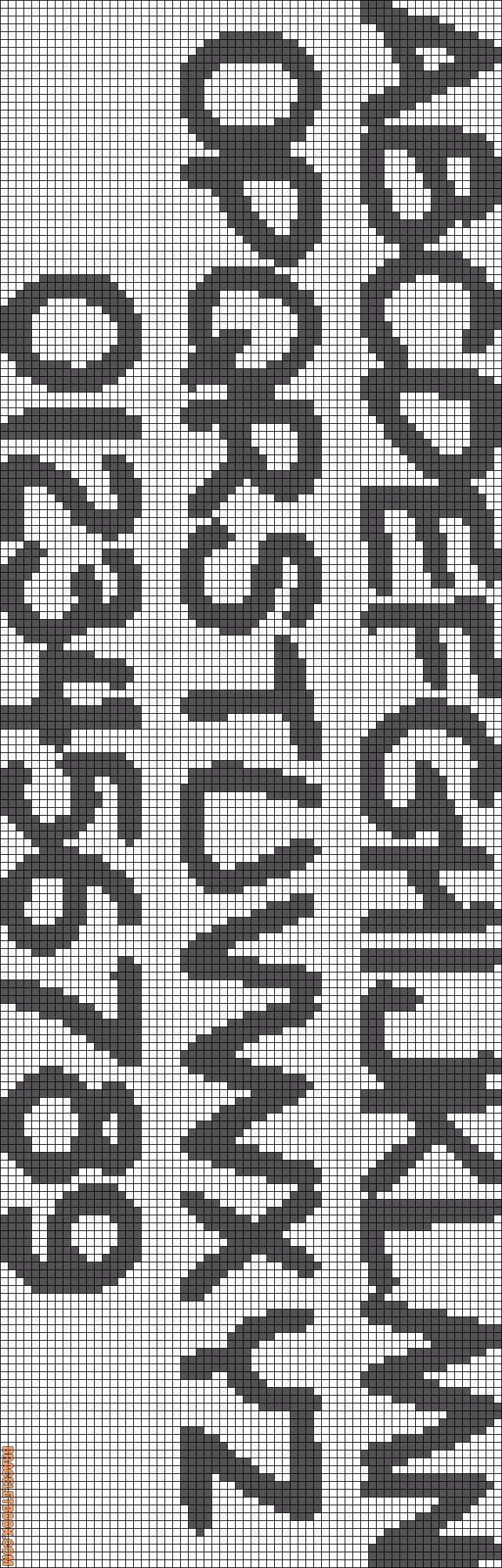 Alfabeto h17