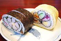 太巻き祭り寿司 - Wikipedia