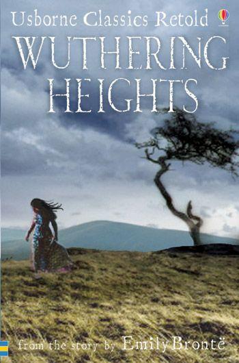 Cumbres Borrascosas, Emily Bronte, pasiones fuertes y desgarradoras.