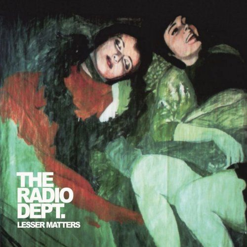 The Radio Dept Lesser Matters Music Music Albums