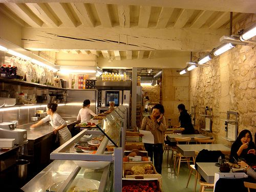 The Closet Clause - Fashion Blog, Fashion News Daily: Places We Love: Rose Bakery Paris 46 Rue des Martyrs, 75009 Paris