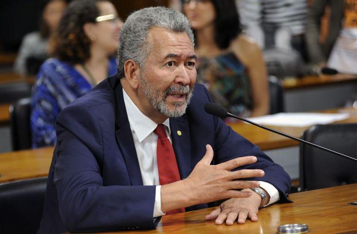 Paulão (PT-AL) viajou a Genebra para apresentar relatório alternativo sobre direitos humanos no Brasil; texto oficial foi apresentado pela ministra Luislinda Valois