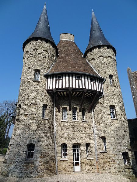 Château de Saint-Hilaire ~ Louviers ~ Normandy ~ France
