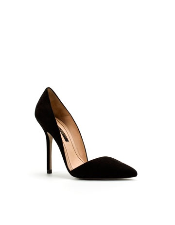 Asymetric Court Shoe by Zara $49.99