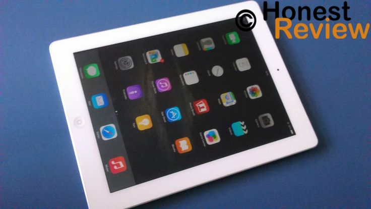 Hands-on review of Apple iPad 4 tablet.