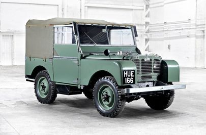 Image result for famous series 1 landrover owners