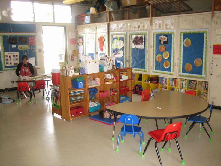 Classroom Design For Visually Impaired ~ Deaf blind preschool classroom visually