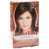 Bulk Color Eazy Women's Medium Brown Hair Color at DollarTree.com
