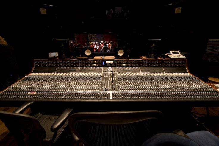 Blackbird Studios, Nashville