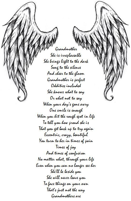 Grandma Birthday in Heaven Poem | share this facebook email tumblr google twitter like this like