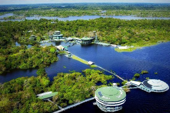Photos of Ariau Amazon Towers Hotel, Amazon River - Lodge Images - TripAdvisor
