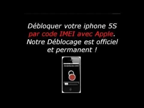 Comment Debloquer Un Iphone  Bloque Orange