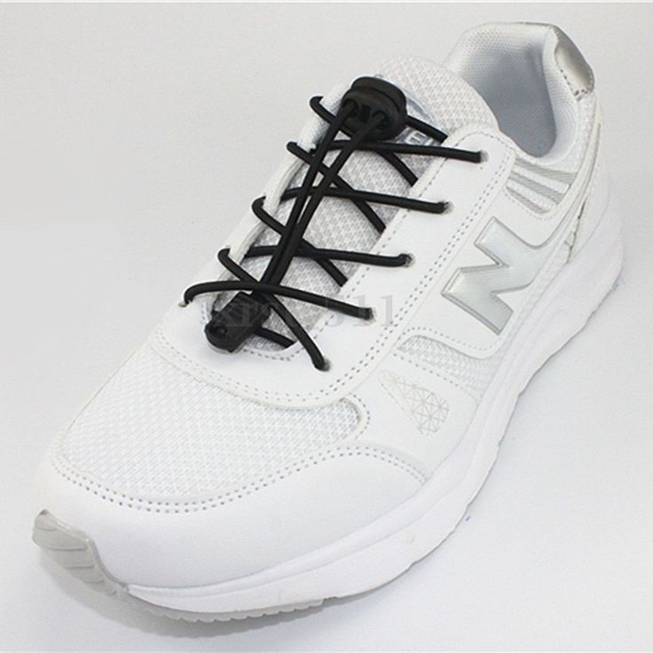 How To Lock Laces Running Shoe