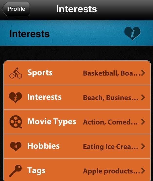 Glimpse dating app