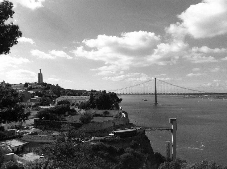 Ponte 25 de Abril, #Lisbon