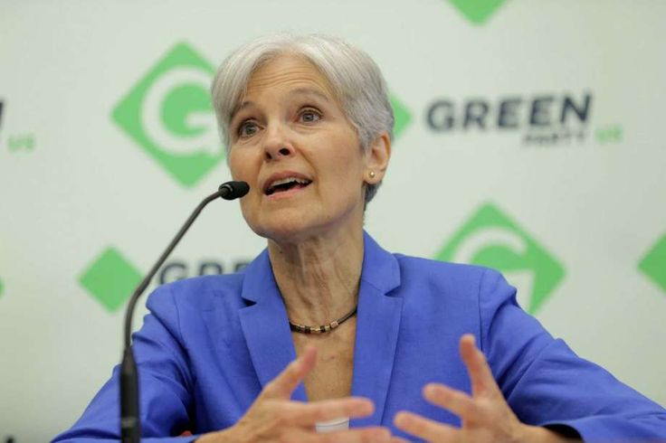 Green Party's Jill Stein tied with dead gorilla Harambe and lost to 'Deez Nuts' in Texas poll