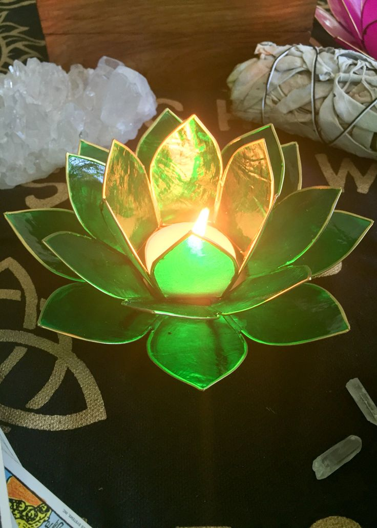 Capiz shell lotus candle holder products lotus and candle holders - Capiz shell tealight holder ...