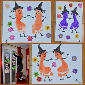 BRICO-halloween-pieds-sorcières3.jpg (640×640)