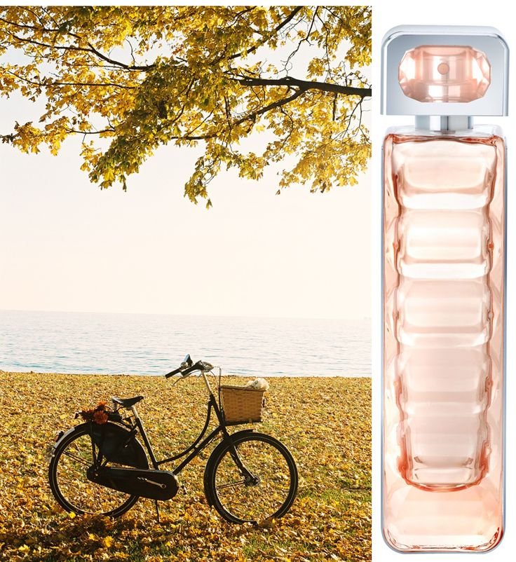 Autumn mood: Simply sunny http://aromedelux.ro/hugo-boss/1246-hugo-boss-orange-woman-edt-50ml.html