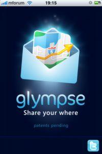Glympse apps
