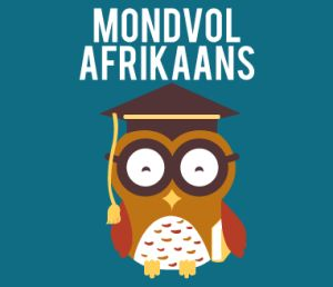 Mondvol Afrikaans!