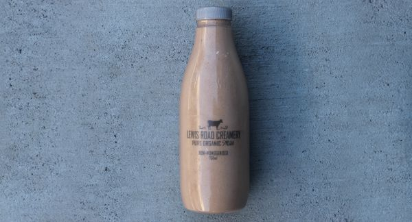 DIY Lewis Road Creamery x Whittakers Chocolate Milk - Might have to go down this road as cant seem to get my hands on any