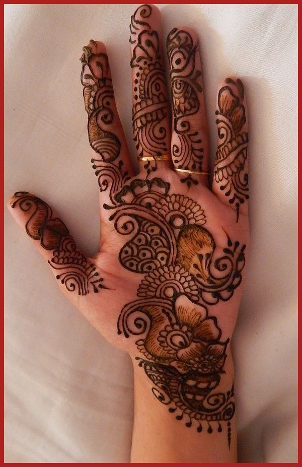 Rajasthani Mehendi designs attracts every Girl