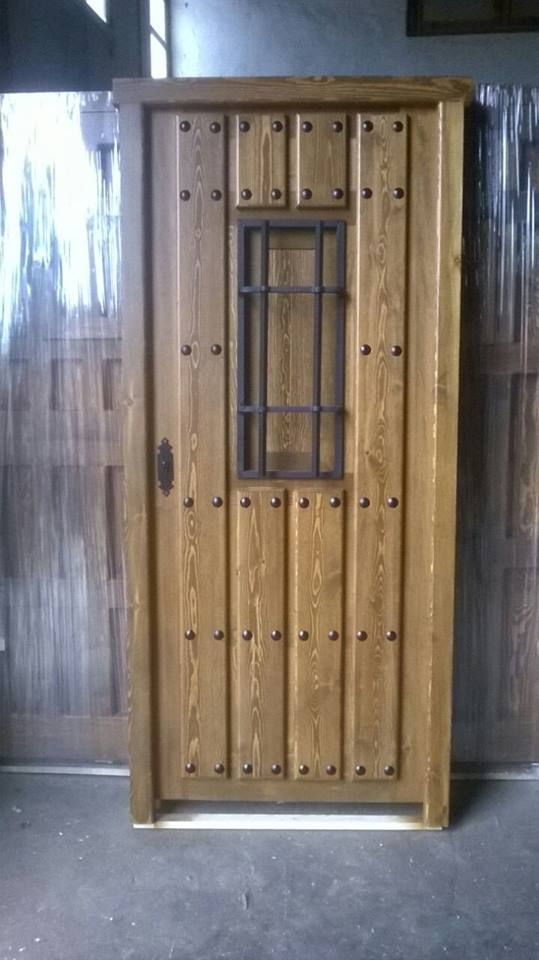 54 best images about puertas rustica exterior on pinterest for Puertas rusticas exterior
